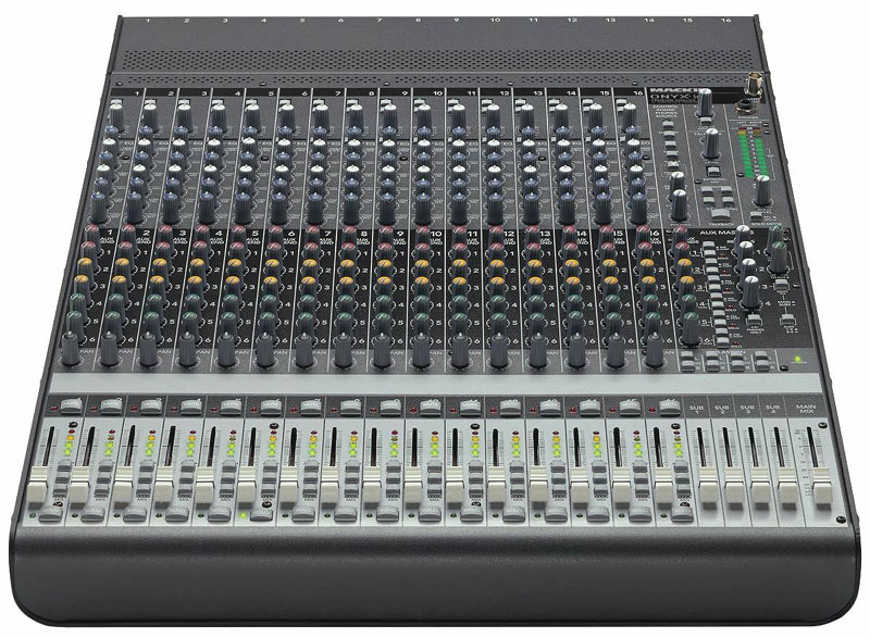 Carte son interface audio home studio pro Comment choisir une table de mixage