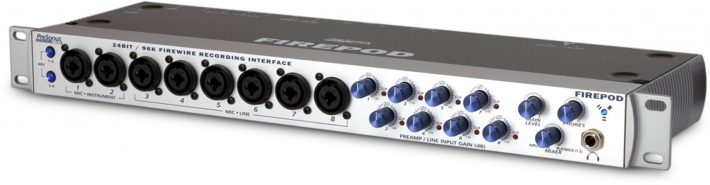 interface audio
