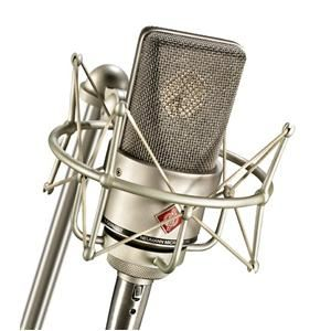 microphone statique